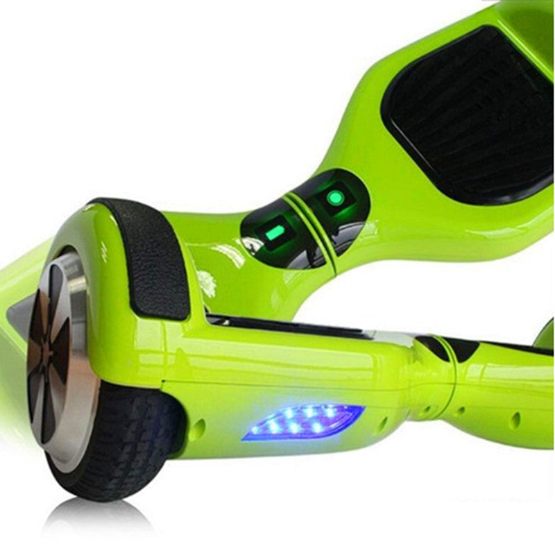 Classic Smart Balance Scooter 6.5 Inch Hoverboard Green