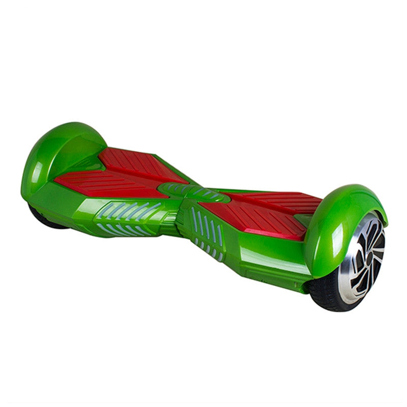Lamborghini Hoverboard Two Wheels Electric Scooter 6.5 Inch Green - Smart Balance Board