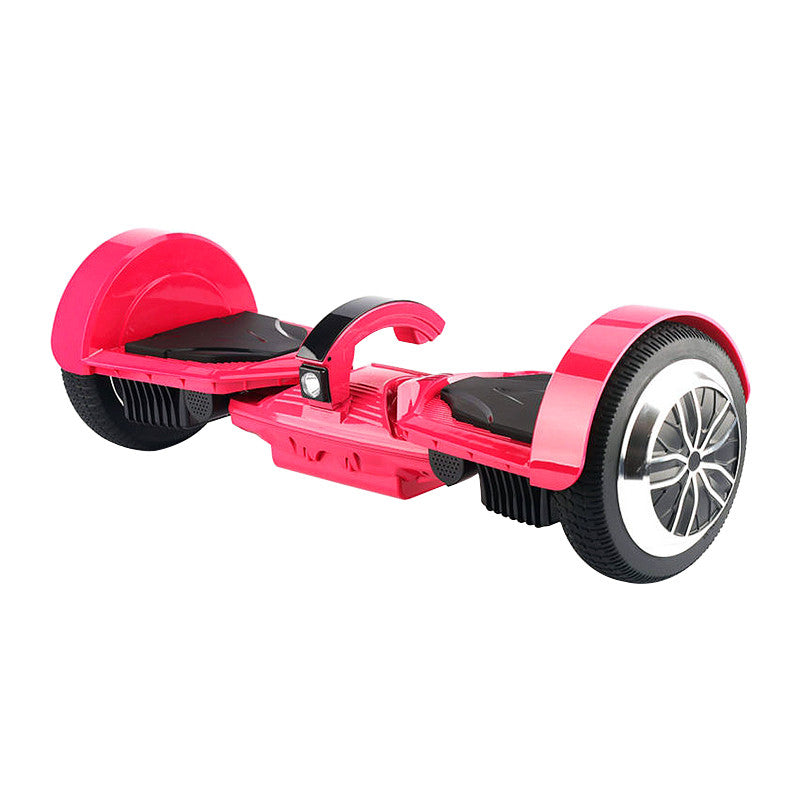rose red bluetooth hoverboard