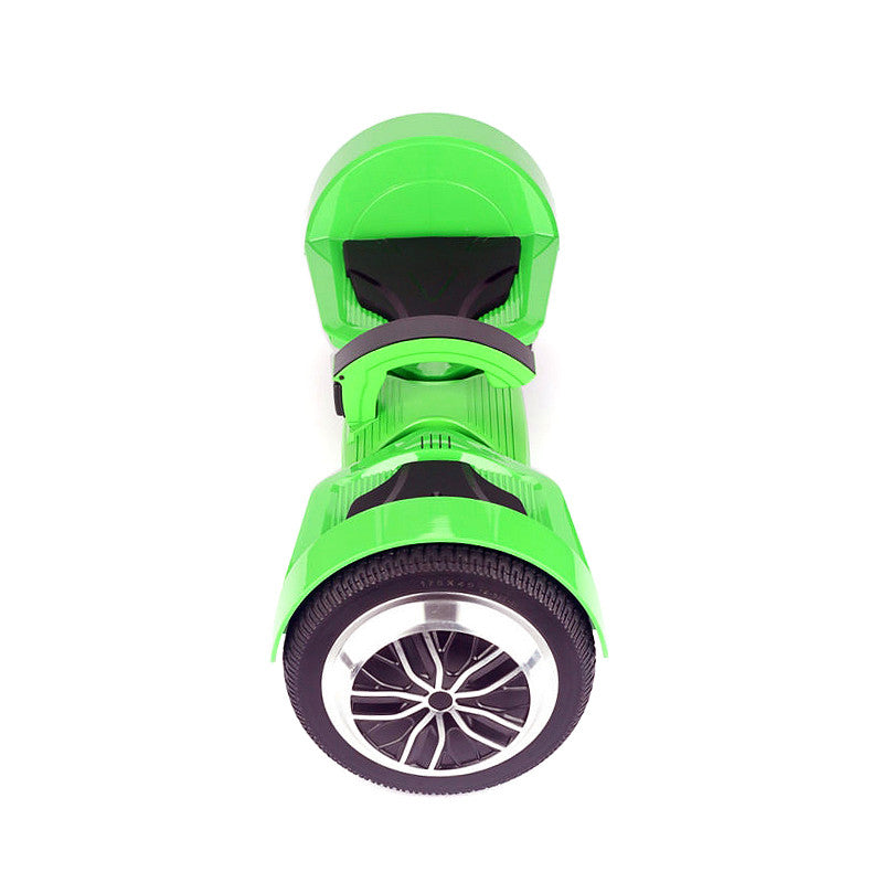 green bluetooth hoverboard