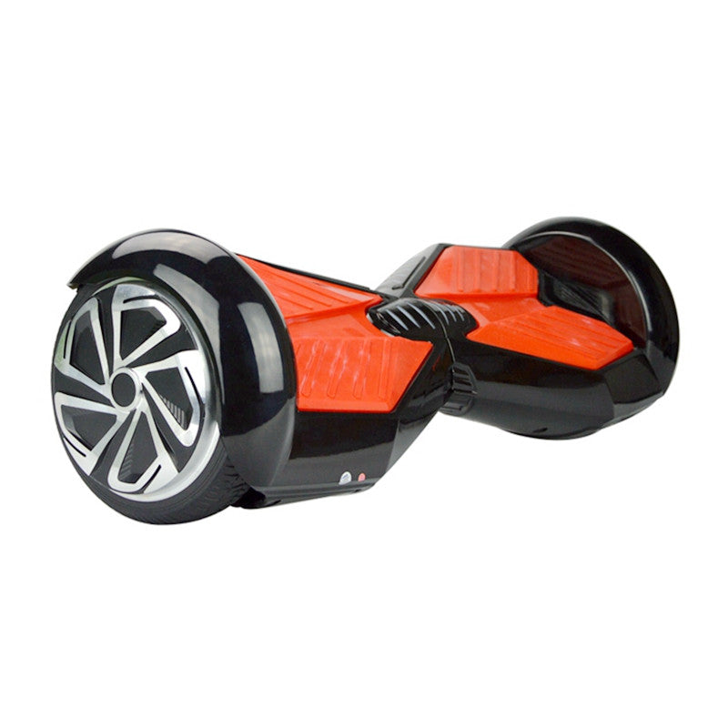 Lamborghini Hoverboard Two Wheels Electric Scooter 6.5 Inch Black - Smart Balance Board