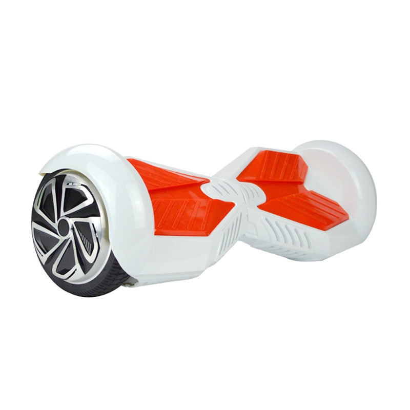 Lamborghini Hoverboard Two Wheels Electric Scooter 6.5 Inch White - Smart Balance Board