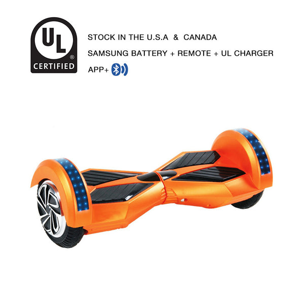 orange app hoverboard bluetooth