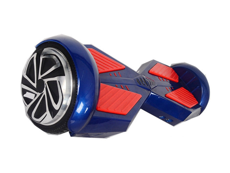 Cobra Scooter Smart Balance Wheel Blue 6.5 Inch - Smart Balance Board