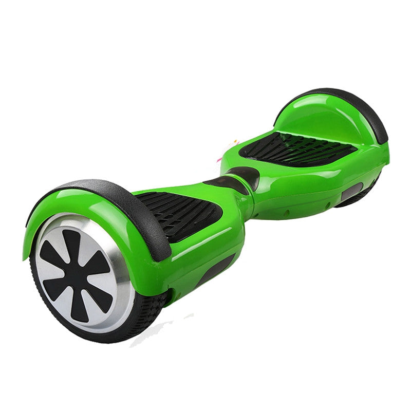 Classic Smart Balance Scooter 6.5 Inch Hoverboard Green - Smart Balance Board