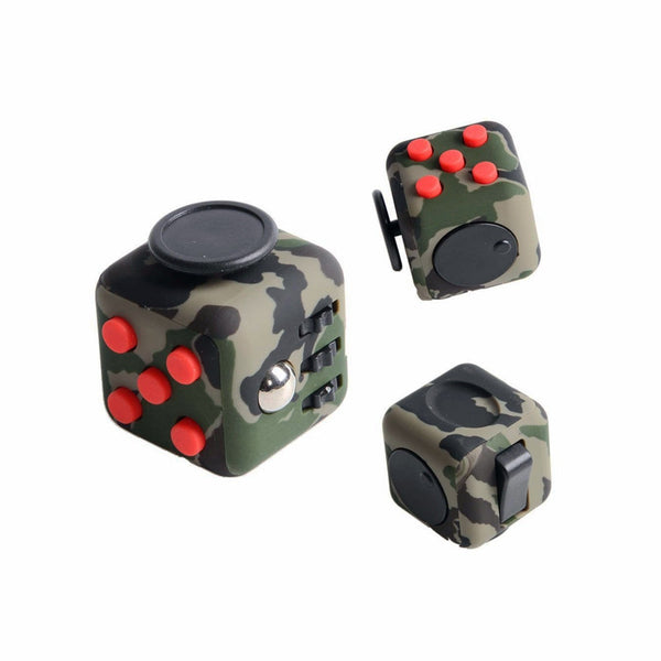 New Arrival Multifuctional Desk Toy Fidget Cube Anti Stress Cube Of Fidget Toy Marble