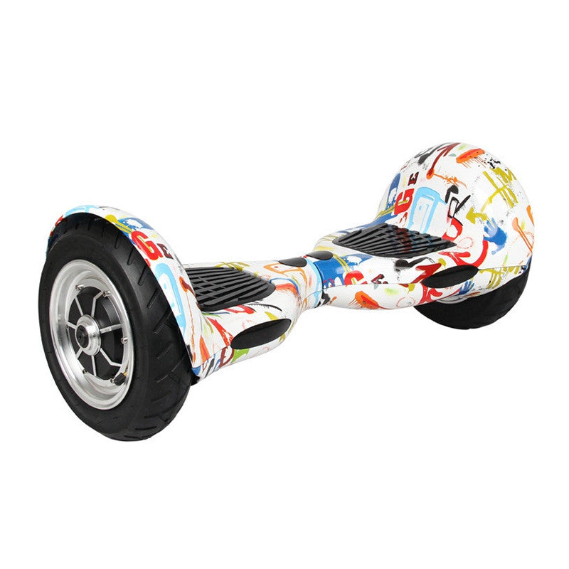 Pioneer Self Balancing Scooter 10 Inch Hoverboard Graffiti - Smart Balance Board