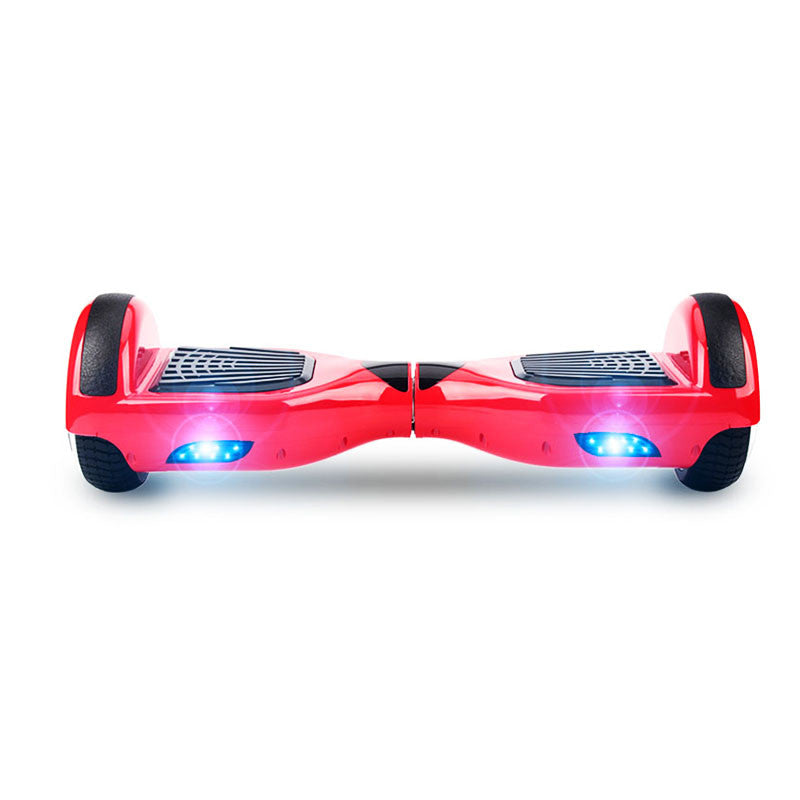 ul2272 certification self balancing scooter red
