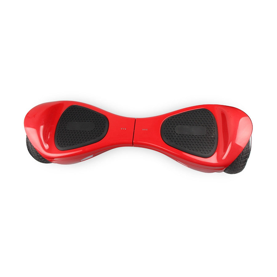 Off-Road Self Balancing Scooter Bluetooth 8 Inch Red