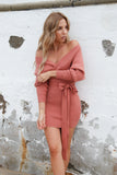 All My Love Wrap Dress