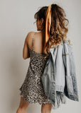 Lenny Animal Print Dress