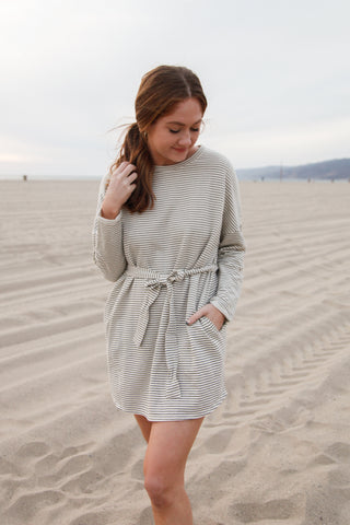 Ella Ruffle Dress