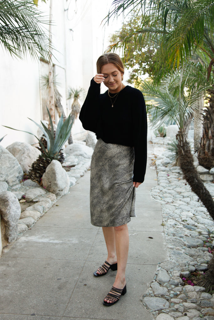 After Hours Midi Skirt