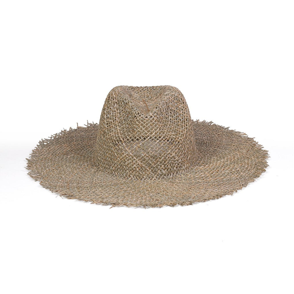 Sunnydip Fray Fedora - Lack of Color