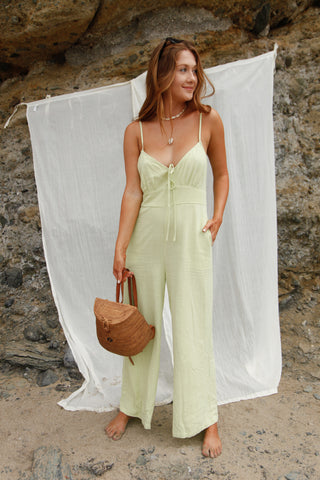Zadie Wildflower Jumpsuit