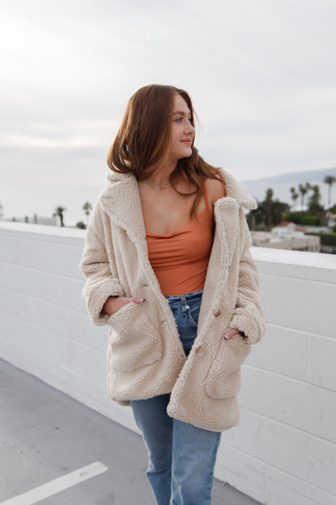Nala Teddy Jacket