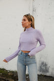 Polly Cropped Sweater