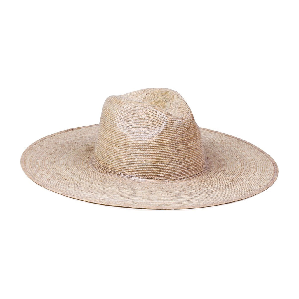 Western Wide Fedora - Lack Of Color