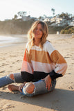 Carmella Striped Sweater