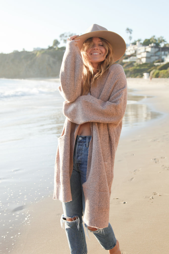 Cozy Nights Cardigan