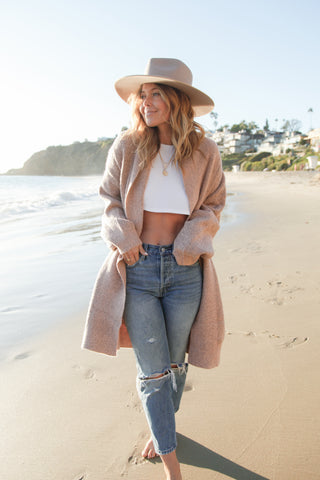 Dream On Cardigan Set
