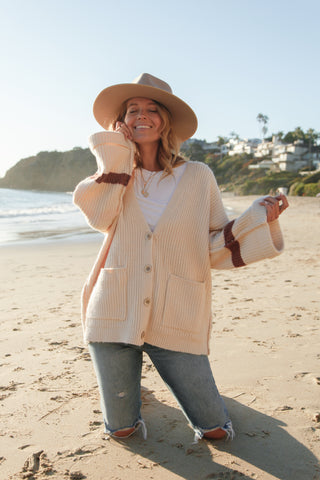 Golden Sands Cardigan