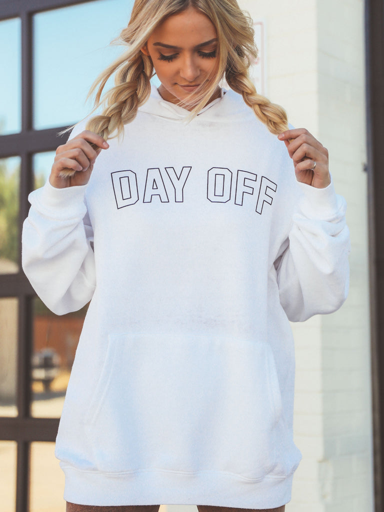 DAY OFF ULTRA SOFT HOODIE