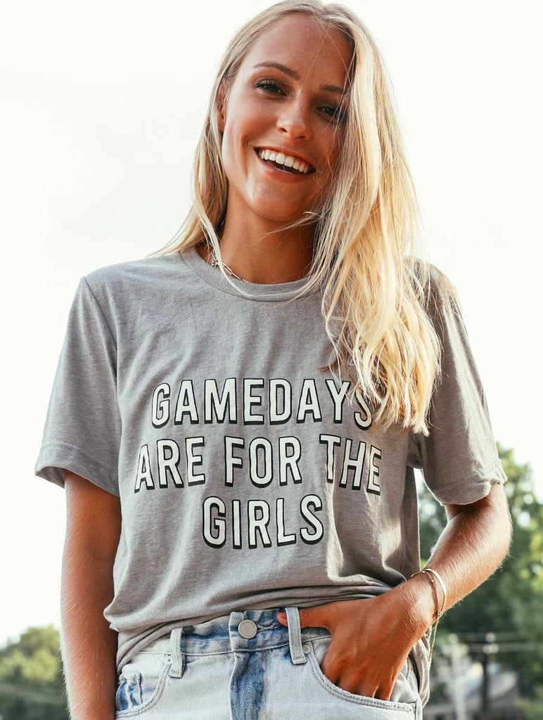 F+S: GAMEDAYS ARE FOR THE GIRLS