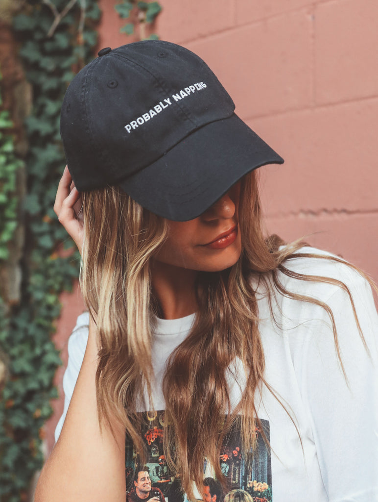 F+S: PROBABLY NAPPING HAT