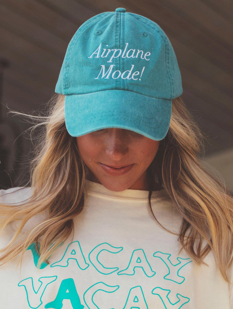 F+S: AIRPLANE MODE! HAT