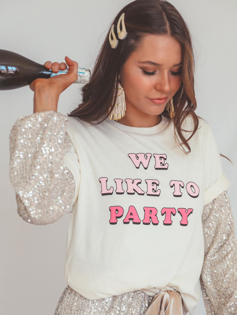 F+S: WE LIKE TO PARTY