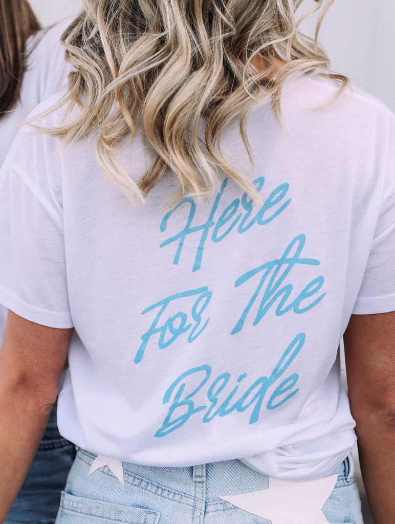 F+S: BESTIE // HERE FOR THE BRIDE