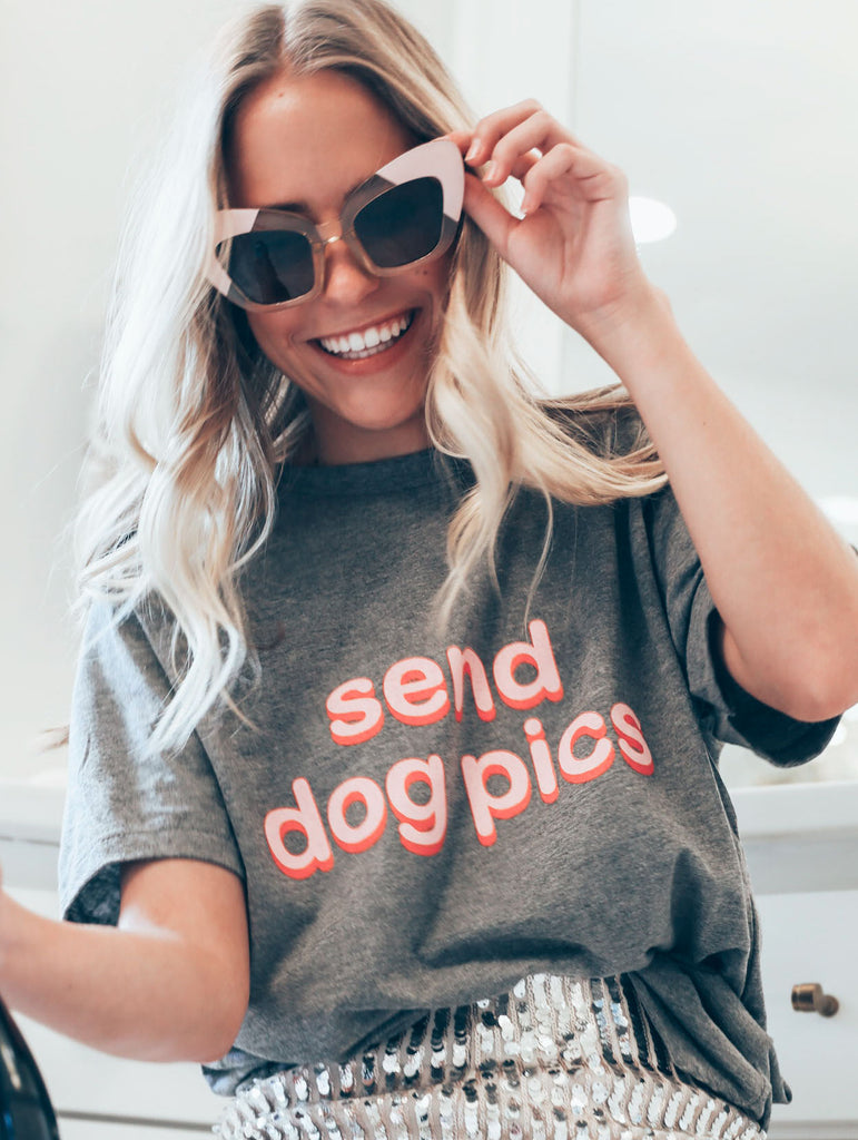 F+S: SEND DOG PICS