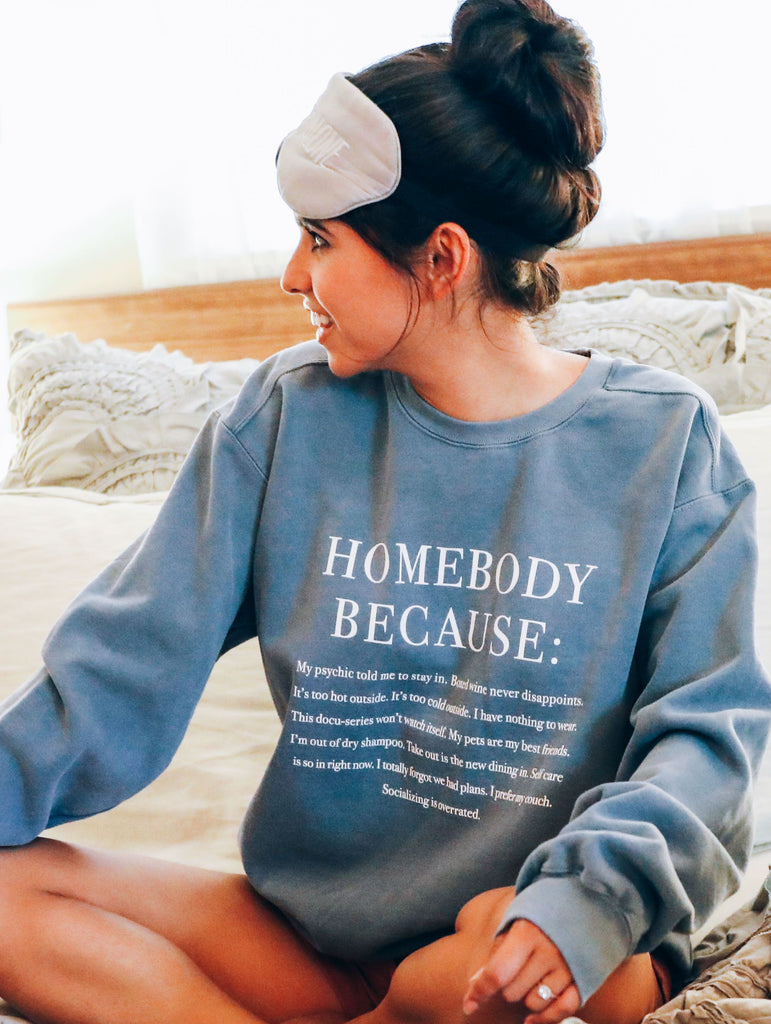 F+S: HOMEBODY SWEATSHIRT