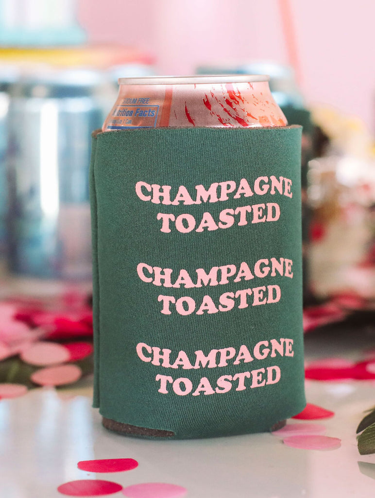 F+S: CHAMPAGNE TOASTED DRINK SLEEVE