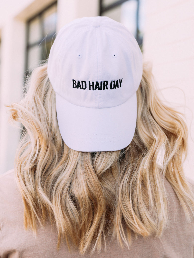 F+S: BAD HAIR DAY HAT