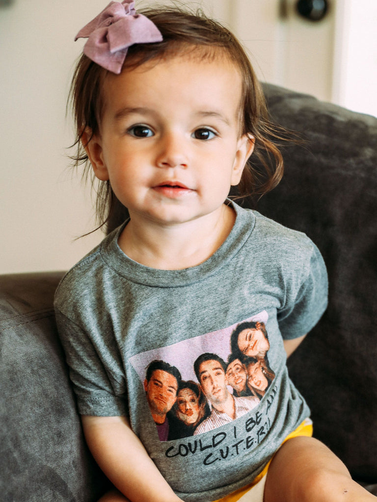 F+S: COULD I BE ANY CUTER BABY TEE