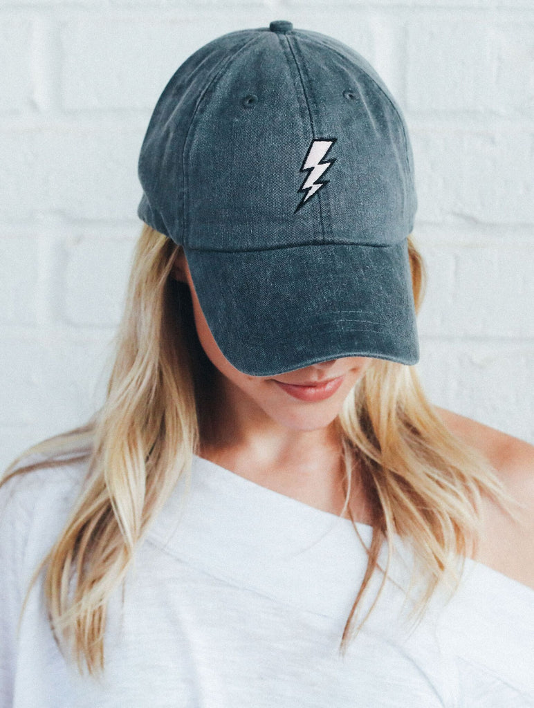 F+S: LIGHTNING BOLT HAT