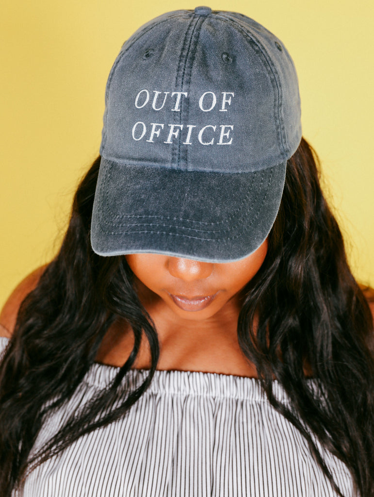 F+S: OUT OF OFFICE HAT