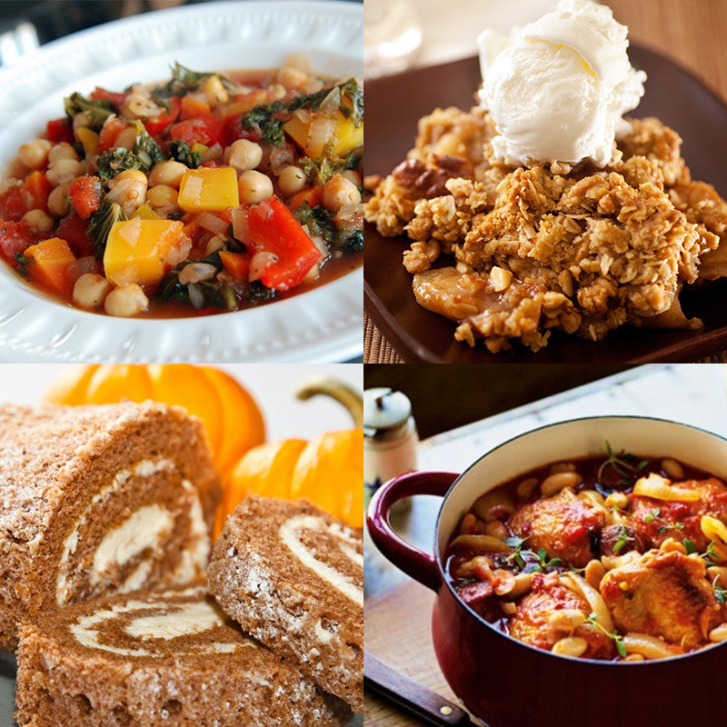 Our Favorite Fall Recipes (Diabetic-Friendly of course!)