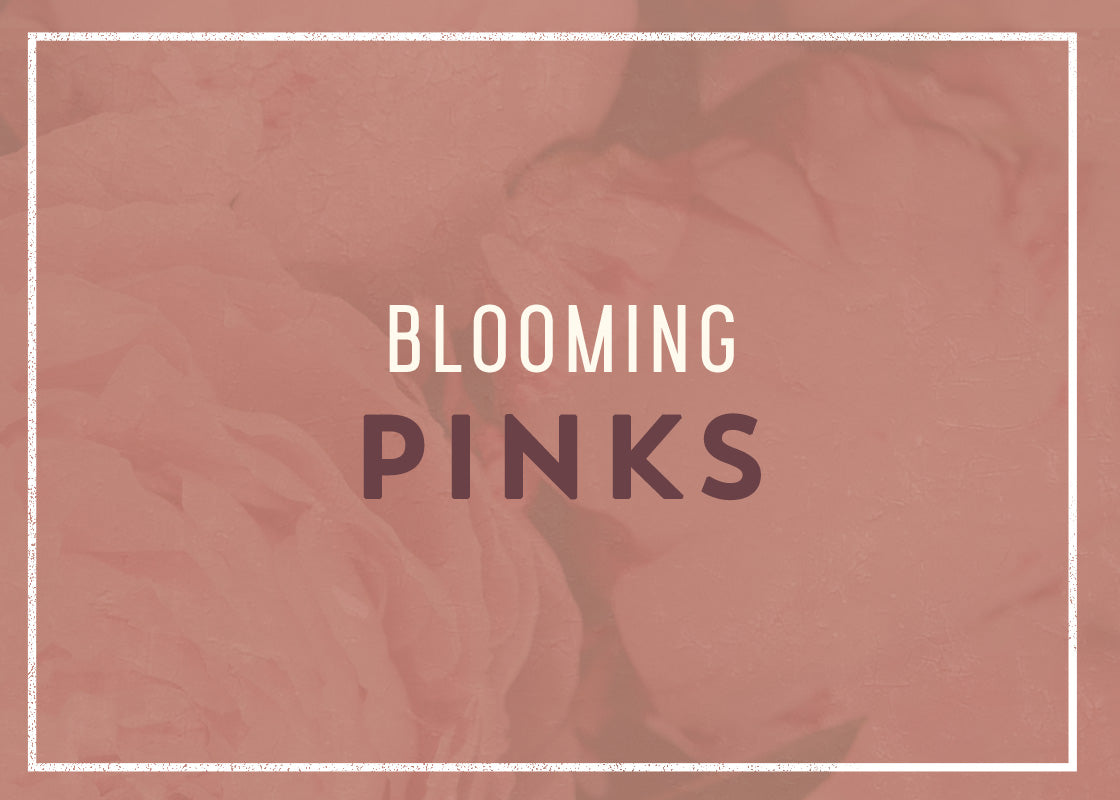 Shop blooming pinks