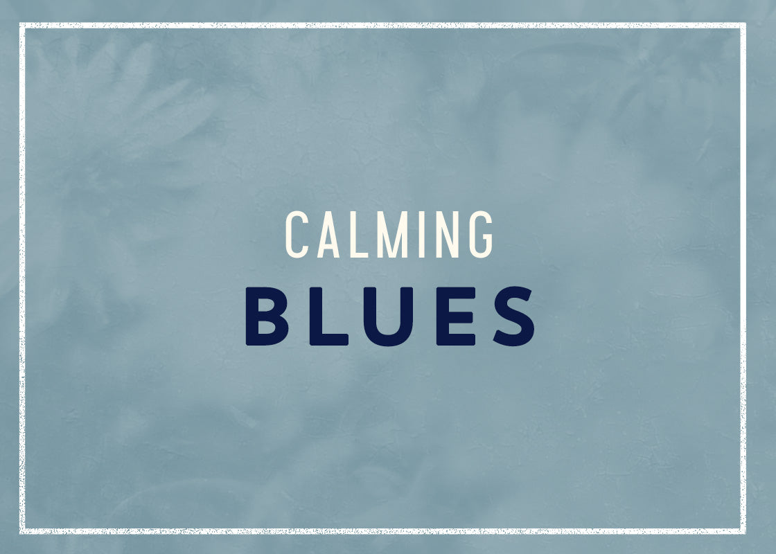 Shop calming blues