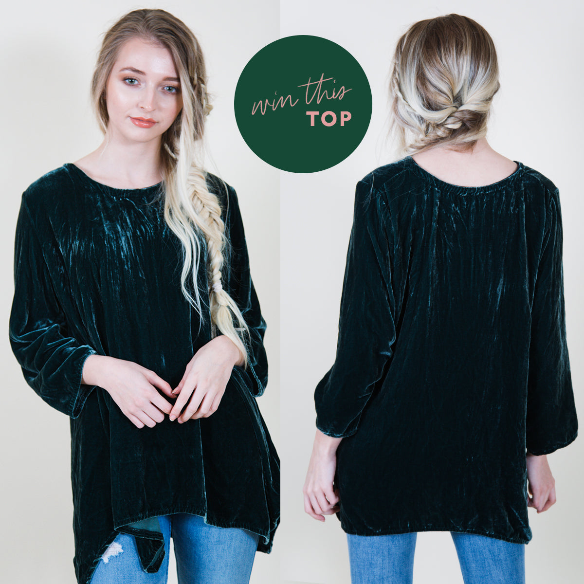 win a simple top