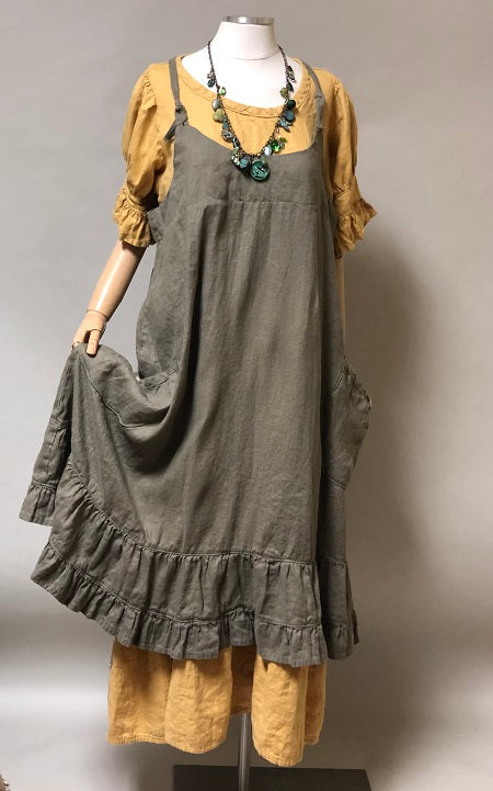 Fairy Chemise Dress Linen