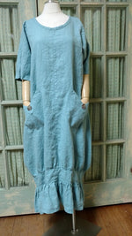 Mandie Dress Ice Blue, USA
