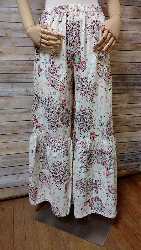 Under Knicker Pant Cotton Paisley, USA
