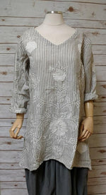 Laura Tunic in Linen, HD-061