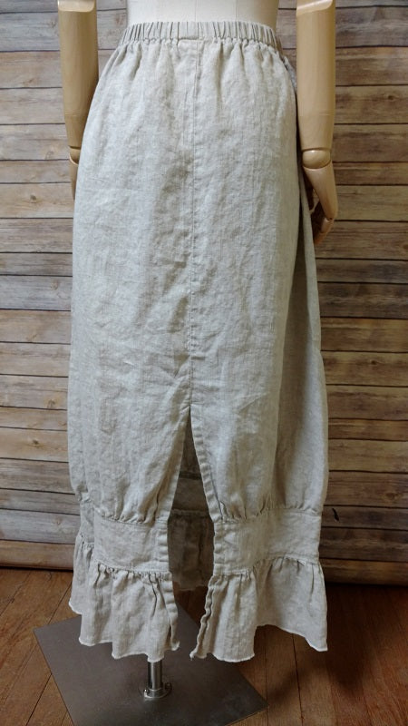 Janis Skirt in Linen, USA