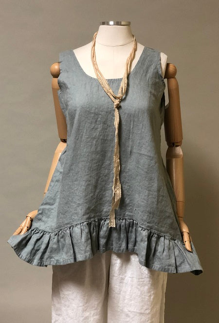 Poets Cami in Linen, USA