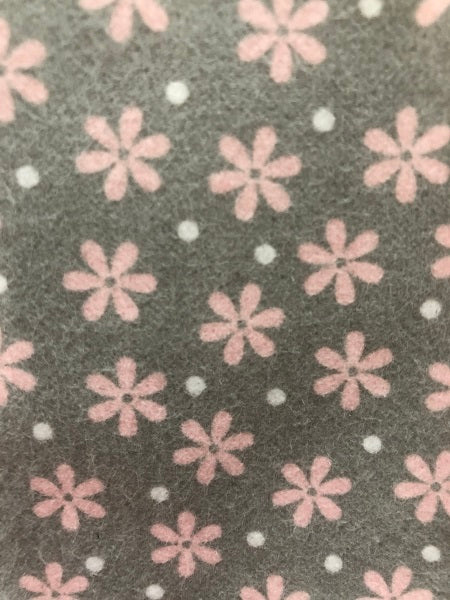 Butterfly Long Cotton Flannel